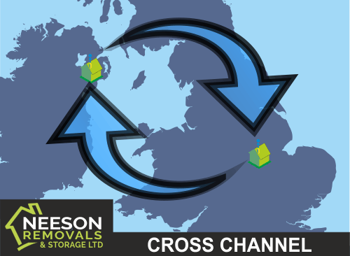 Cross Channel Removals belfast